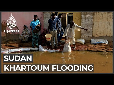 'We lost so much': Sudan's floods leave survivors in despair