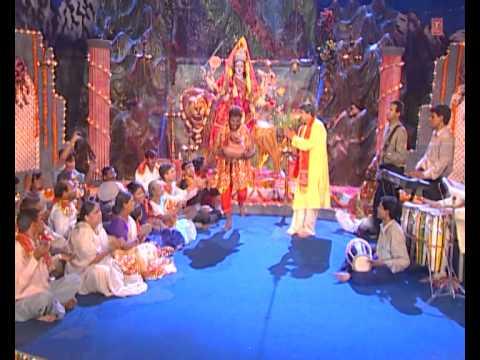 Nange Nange Paanv Daural Bhojpuri Devi Geet Manoj Tiwari Mridul I DEVI MAIYA