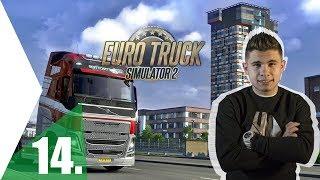 #14. Irány Magyarország! | Euro Truck Simulator 2