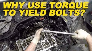 Why Use Torque To Yield Bolts?