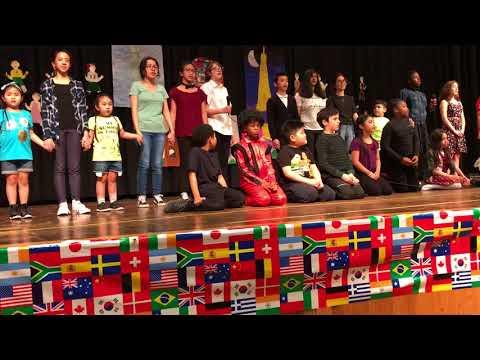 Heal the world(transfiguration academy) 04/14/18
