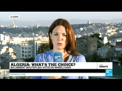 Algeria: What's the Choice? (part 1) - #F24Debate