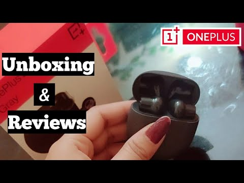 OnePlus Buds Grey Unboxing And Its First Overview 2021 || #Oneplusbuds #oneplusearbuds #Bestearbuds