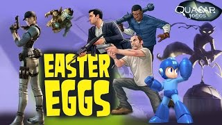 Easter eggs interessantes #2 Sly Cooper, Resident Evil e GTA