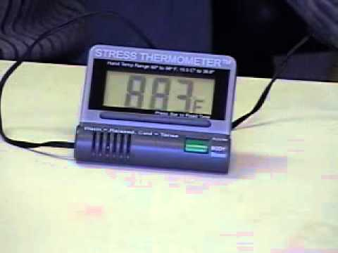 SC911 Digital Temperature Biofeedback Demo