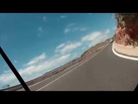 Ausfahrt San Fernando nach Fataga mit Bike