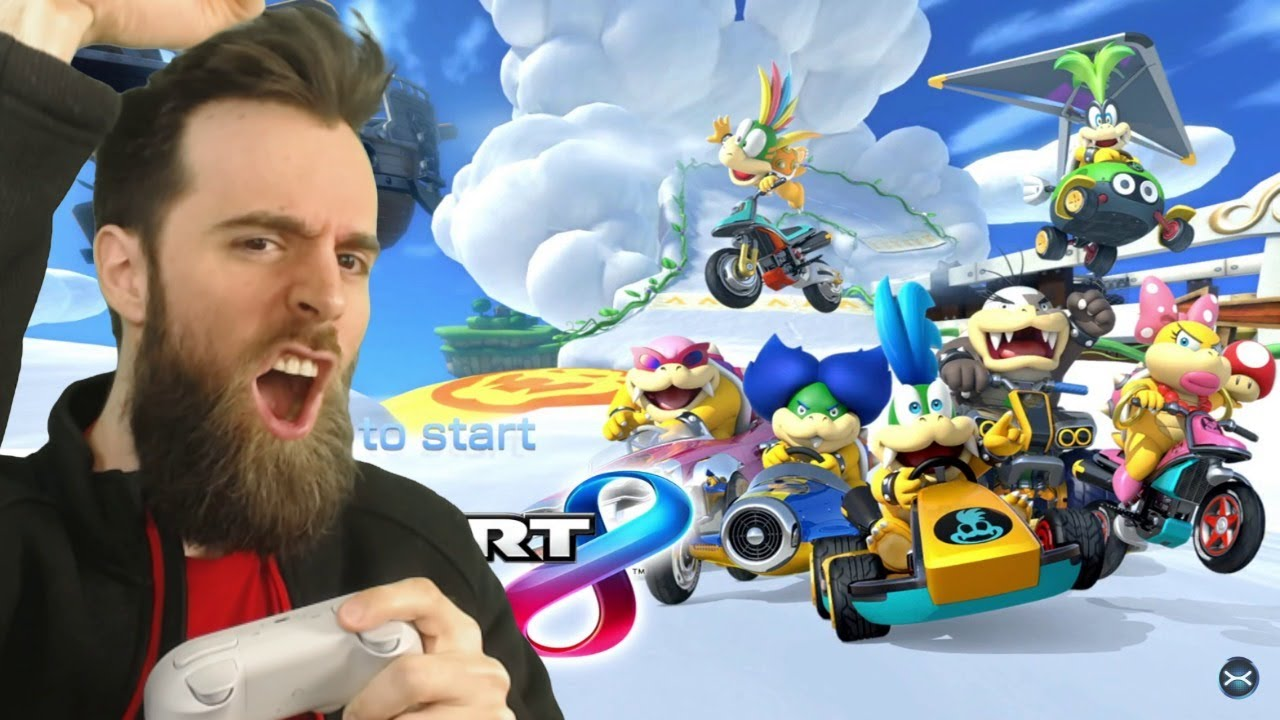 Mario Kart 8 Deluxe COMMUNITY TOURNAMENT LET'S GOOOOOOOOOOOOOOO