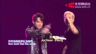 LQ 160205 GOT7 If You Do Just Right Chinese Ver 2016 BTV Global Spring Festival