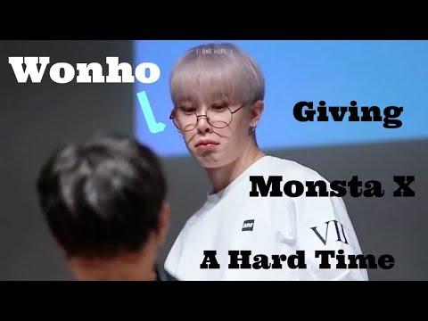 Save Monsta X From Wonho
