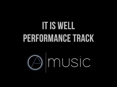 It Is Well with My Soul // Backing Track, Performance Track, Karaoke // Okantan Ayeh