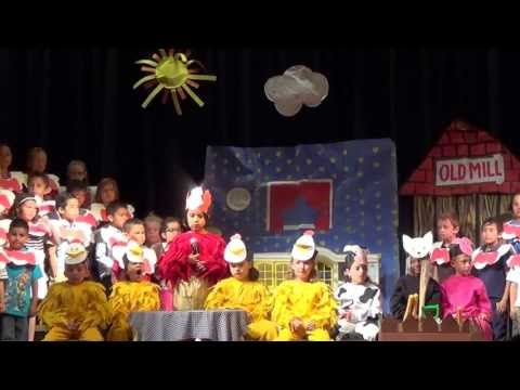 Sherwood elementary musical (little red hen) 2013