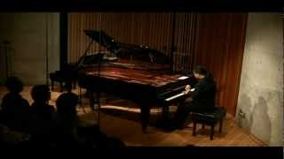 """""""The Nearness of You"""" Solo Piano"""
