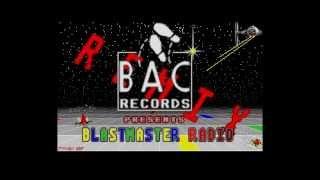 blastmaster radio demo for Atari ST