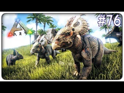 DROGATO DA UN DINOSAURO | Ark Survival Evolved - ep. 76 [ITA]
