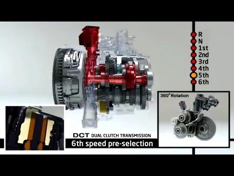 Kia S First Dual Clutch Transmission