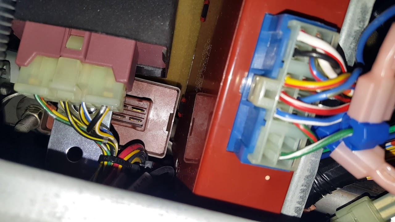 hight resolution of acura integra main relay flashing s3