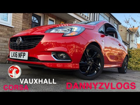 Vauxhall Corsa - wash review