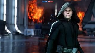 Dark Side Luke Skywalker mod by IDontHaveLifePL | Star Wars Battlefront 2