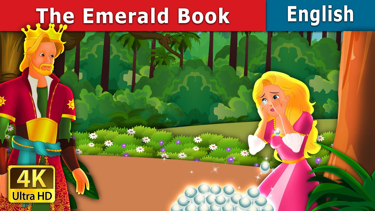 The Emerald Book Story in English | Stories for Teenagers | English Fairy Tales