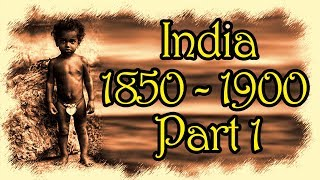 india-in-1850---1900-part-1-old-rare-photos-time-travel-vintage-historical-archives