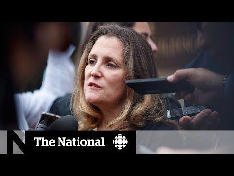 CBC News: The National: Top Republican slams Canada's NAFTA tactics