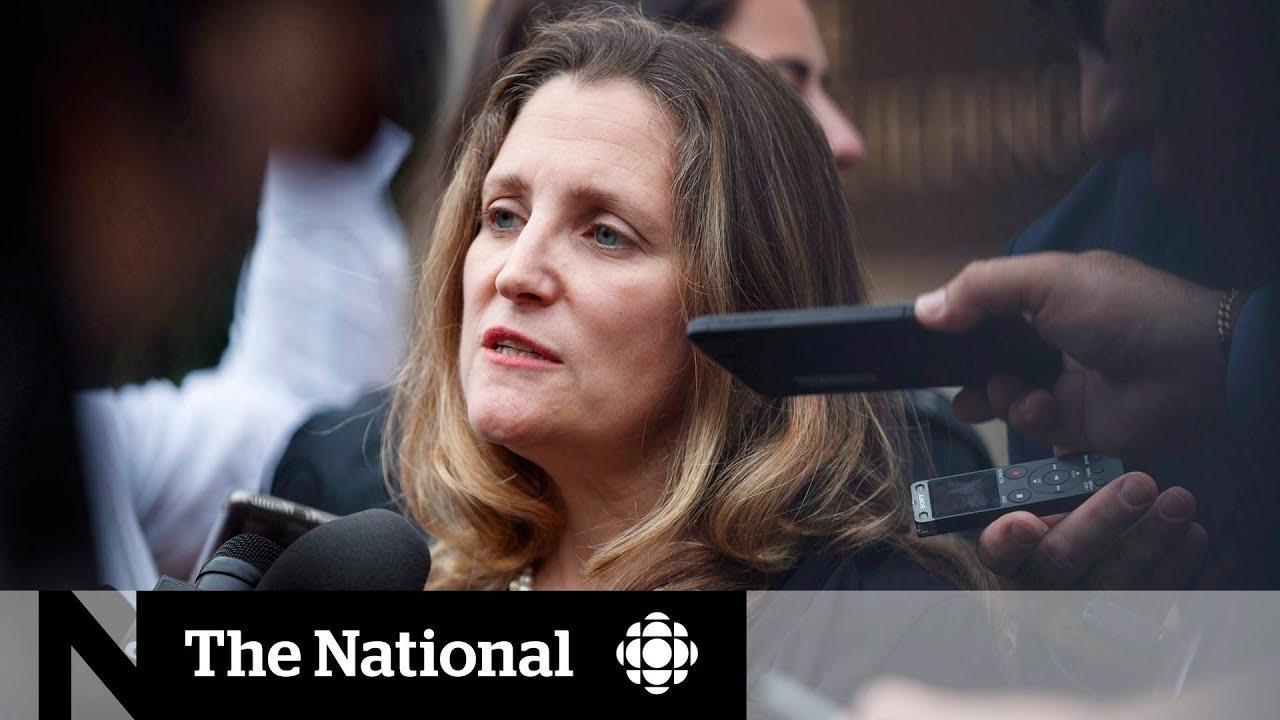Top Republican slams Canada's NAFTA tactics