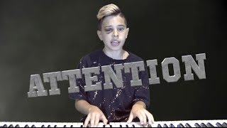 Attention – Charlie Puth | Christian Lalama