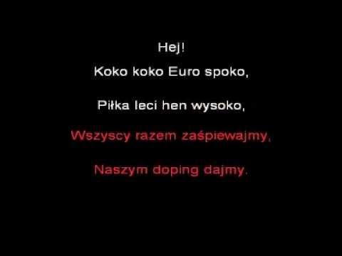 Jarzębina - Koko koko euro spoko karaoke