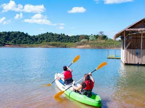 The Sanctuary Nam Ngum Beach Resort - Vang Vieng  - Lao People's Democratic Republic