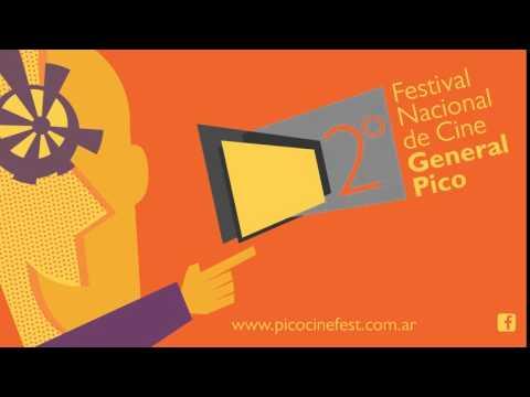 2º Festival Nacional de Cine General Pico - spot presentación
