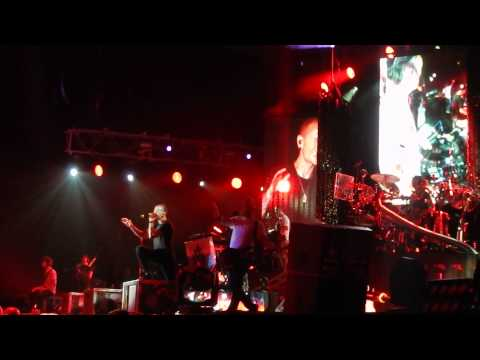 Linkin Park - Live in Moscow 02.06.2014 part 3