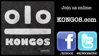 KONGOS - Hey I Don't Know (Acoustic)