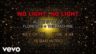 Florence + The Machine - No Light, No Light (Karaoke)