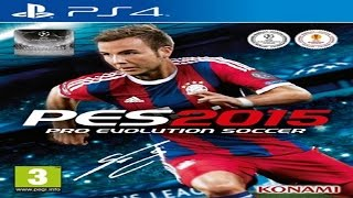PES 2015 UNBOXING ITA [PS4]