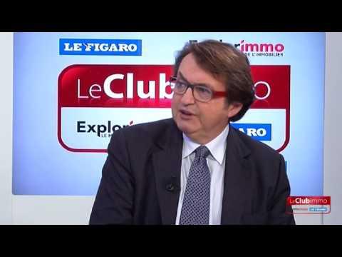 Club Immo Christophe Tanay, Président de l'UNIS, 6 octobre 2014
