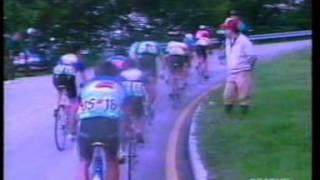 Primer Giro de Italia de Miguel Indurain 1992
