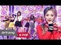 [Simply K-Pop] fromis_9(프로미스나인) _ LOVE BOMB _ Ep.335 _ 110218
