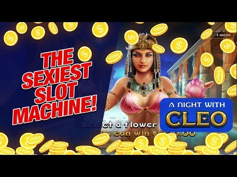 A Night With Cleo - The Sexiest Slot Machine on the Internet!