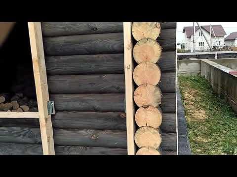 Дом кирпичом. Скользящая обрешетка деревянного дома для утеплителя и облицовки кирпичом.