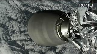 SpaceX проводит пуск ракеты-носителя Falcon 9 — LIVE