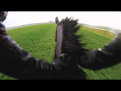 COURSE RIDE | Ryan Moore rides the QIPCO 2000 Guineas