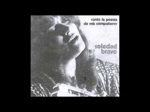 La Era Está Pariendo Un Corazón - Soledad Bravo