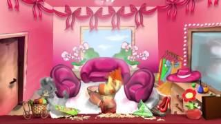 Здоровый образ жизни Развивающий мультфильм Сундучок