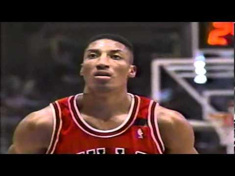 1991-92 Bulls vs. Sixers (5/8)