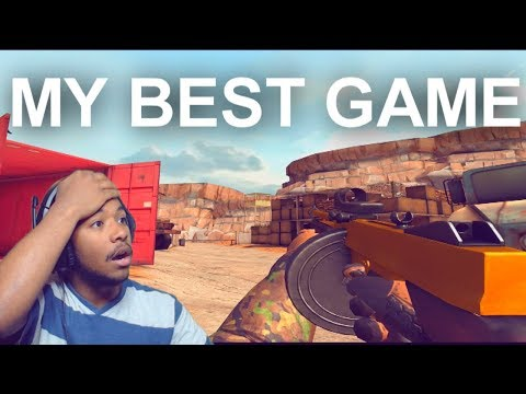My Best Gun Game | Bullet Force Gameplay | *GunGame* *IOS* *Aimbot?* *GimmeGold*