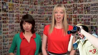 zebra hickey garfunkel and oates video