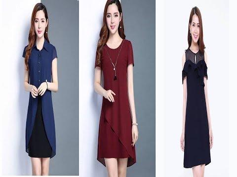 Đầm Suông Chữ A Dự Tiệc Cao Cấp Sang Trọng đẹp Nhất Mới Nhất