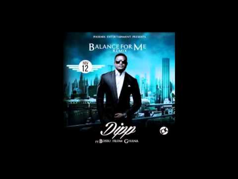Dipp ft Bossu - Balance For Me Remix (Official Audio)