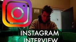 Das große Instagram-Interview! (Wincent Weiss // Tour Tagebuch Nr. 12)