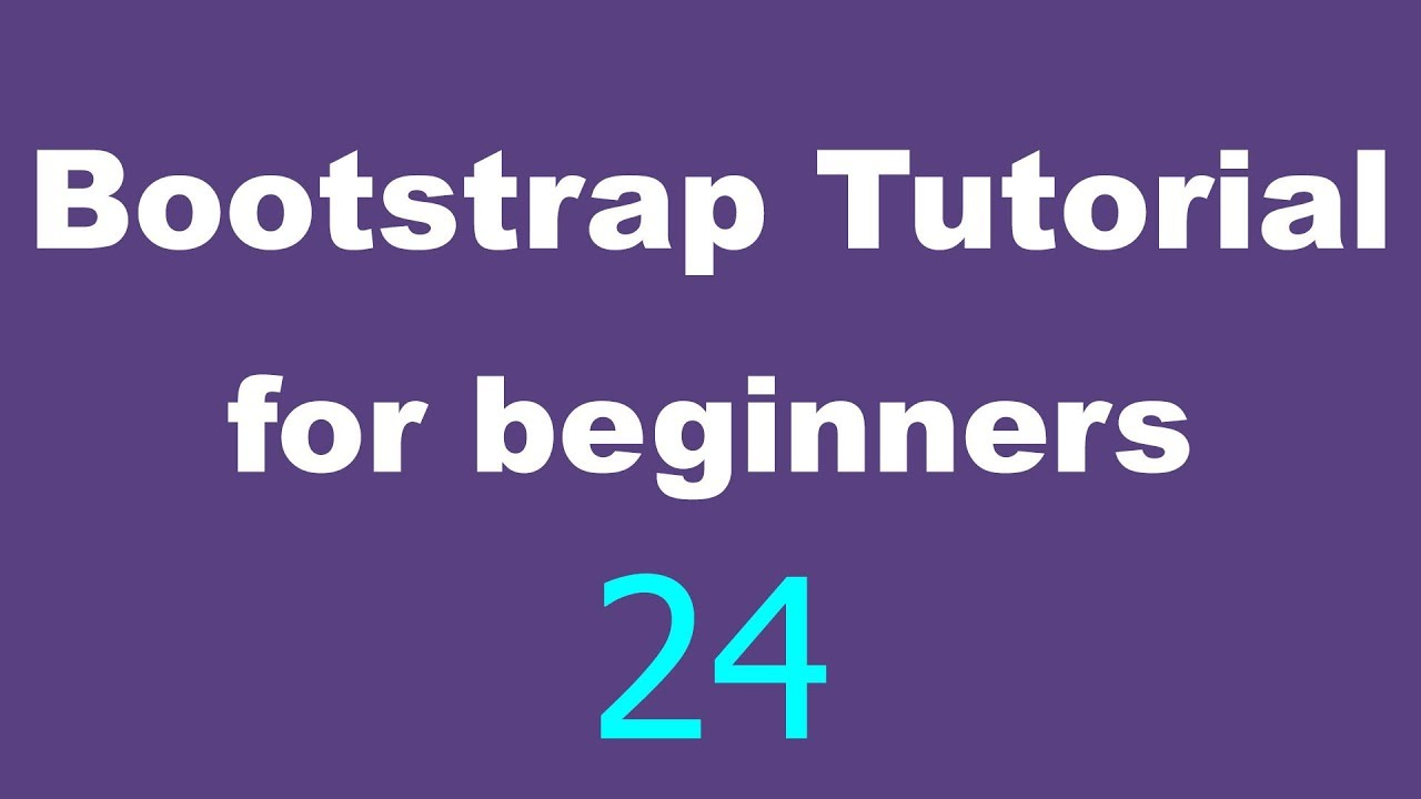 Bootstrap Tutorial for Beginners - 24 - Image Gallery - YouTube